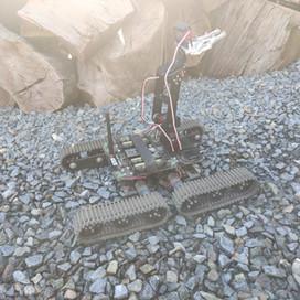The ESP32 Voyager! The Ultimate Open Source ESP32 Adventure Robot