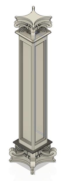 Pillar Design