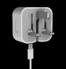 USB-C Charger Rendering