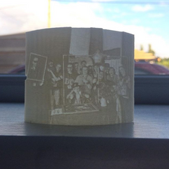 3D Printed Pictures