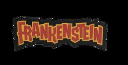 Frankenstein Name Plate