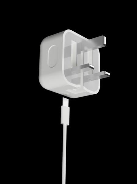USB-C Plug Render