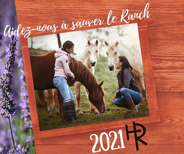 sauver le Ranch