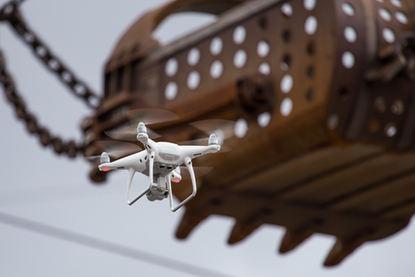 Luftaufnahmen Industrie