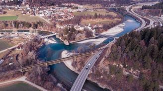 Luftaufnahmen spezieller Orte