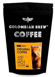 Colombian Brew Coffee 3 in 1 Premix
