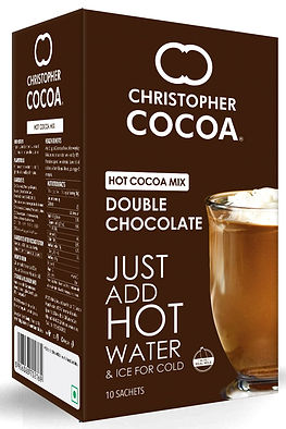 Christopher Cocoa Powder Hot Cocoa Mix