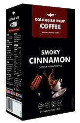 Colombian Brew Coffee SMOKY CINNAMON_Front_50g.jpg