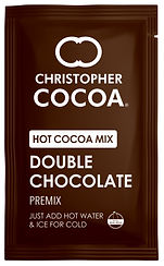 Chistopher Cocoa Drinking Cocoa Powder hot chocolate hot cocoa mix