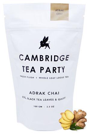 Cambridge Tea Party Adrak Chai