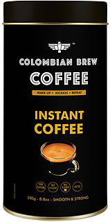 Colombian Brew Coffee Instant Coffee 200g_Front.jpeg