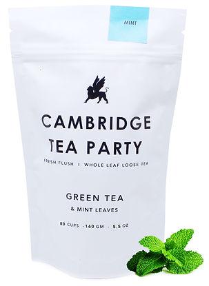 Cambridge Tea Party Mint Green Tea