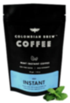 Colombian Brew Mint Instant Coffee