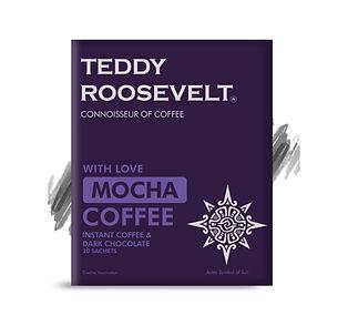 Teddy Roosevelt Coffee Mocha Instant Coffee