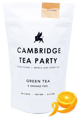 Cambridge Tea Party Orange Green Tea