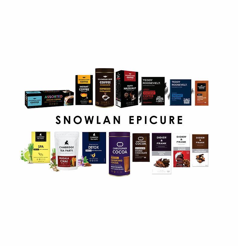 Snowlan Epicure Logo