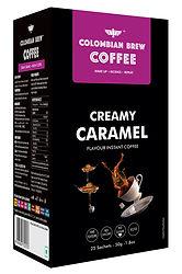 Colombian Brew Coffee CREAMY CARAMEL FRONT_50g.jpg