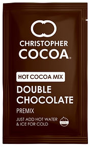 Christopher Cocoa Powder 3 in 1 HOT COCOA MIX