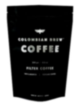 Colombian Brew Ground Filter Coffee