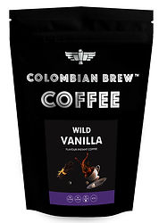 Colombian Brew Coffee Wild Vanilla_100g.jpg