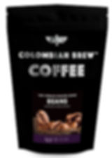 Colombian Brew Coffee Roasted Coffee Beans 100_ Robusta 1kg.jp