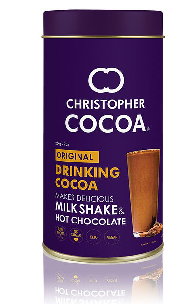 CHRISTOPHER COCOA DRINKING COCOA_200g_01