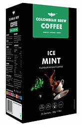 Colombian Brew Coffee MINT INSTANT_Front_50g.jpg