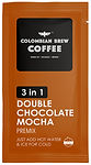 Colombian Brew Coffee 3 in 1 Premix double chocolate mocha