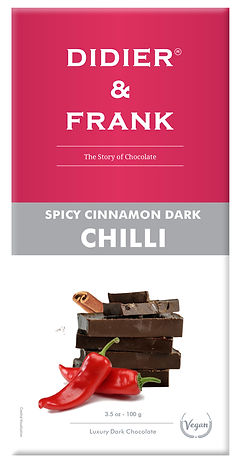 Didier and Frank Dark Chocolate chilli cinnamaon_100g_front.jpg
