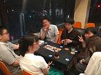 集まった皆さんでボードゲームを楽しめます