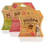 Soopa Paquete Mixto de bocados saludables - Natural