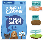 Edgard & Cooper digerible pienso natural
