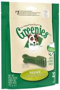 Greenies Snack Limpieza Dental - 17 - Teenie - Natural
