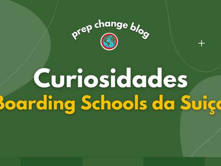 Curiosidades sobre as Boarding schools da Suíça