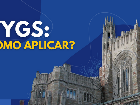 Yale Young Global Scholars: Como Aplicar?