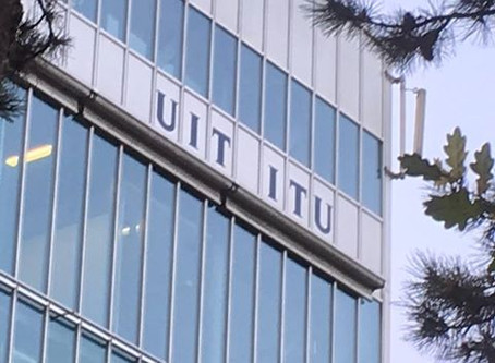 Our CEO, Jun Miyzazaki Ph.D. has been invited as a presenter for ITU MEETINGS on Oct 5th 2018. / この度