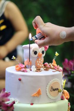 foto de festa de aniversário