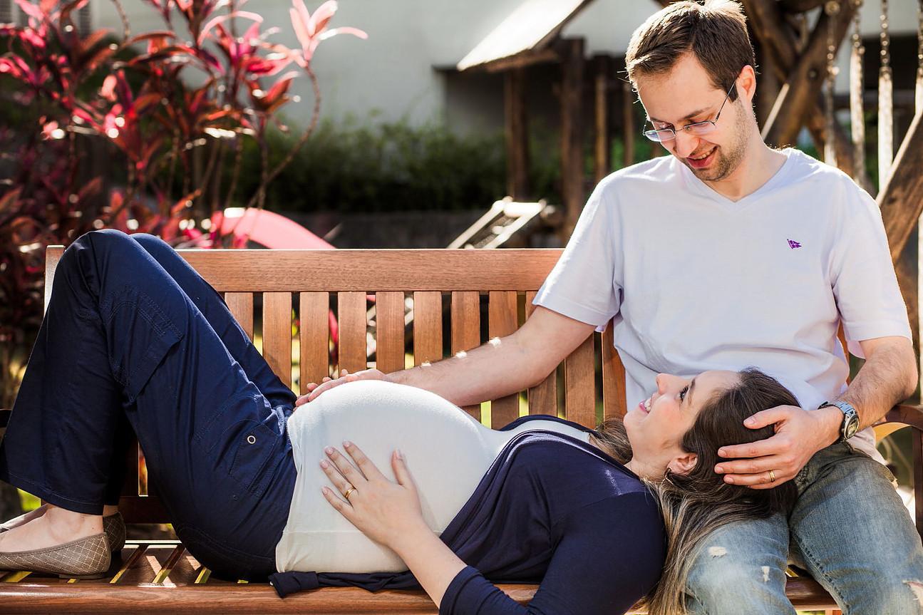 Ensaio grávida