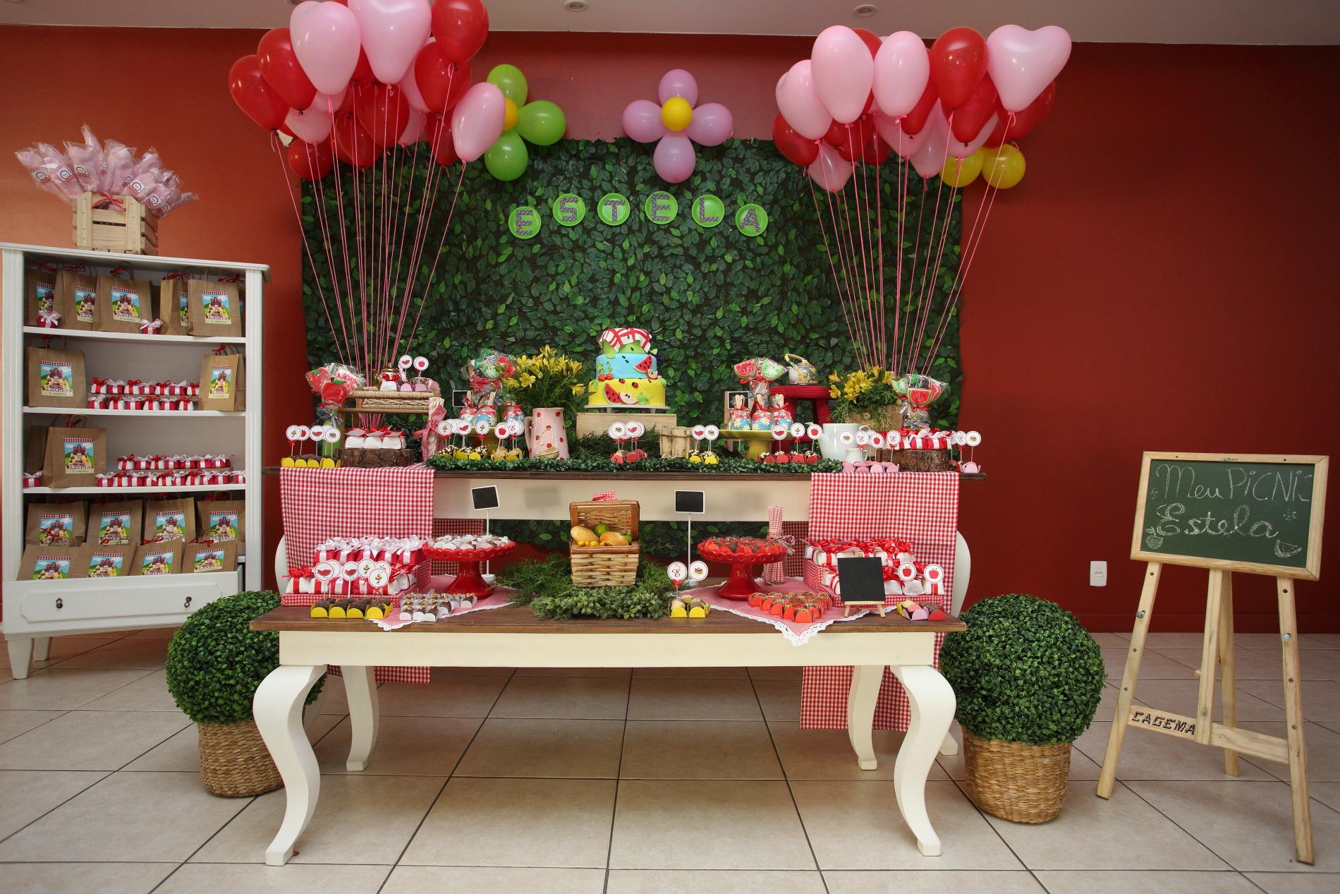 fotografia festa de aniversário