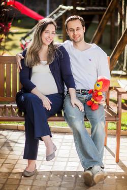 Ensaio grávidos