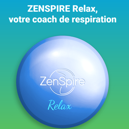 ZENSPIRE coach de respiration