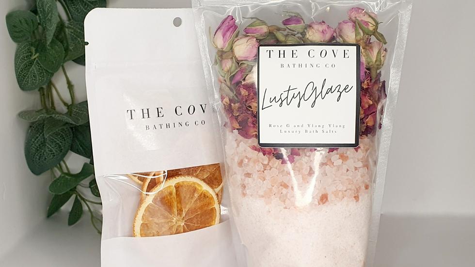 Lusty Glaze Luxury Bath Salts
