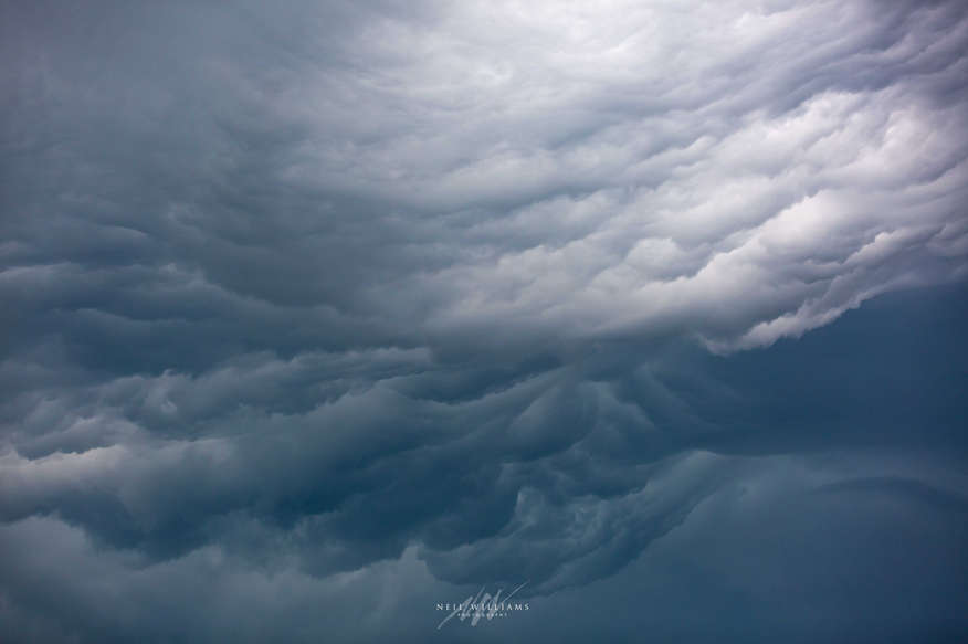 Stormy Cloud Formation