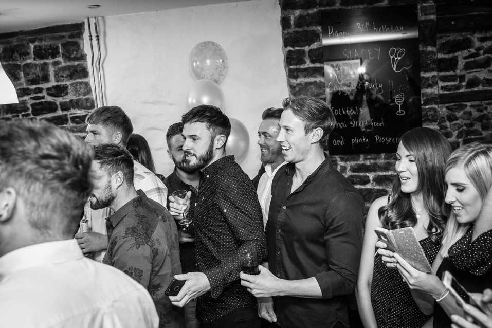 Suprise Party Photographer Pembrokeshire