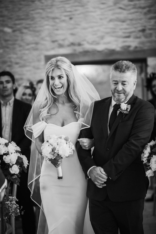 the cotswolds, wedding, venue, kingscote, barn, gloucester, cheltenham, best, photographer, photography, rustic, alternative, neil, williams, decor, flower girls, first look, ceremony,