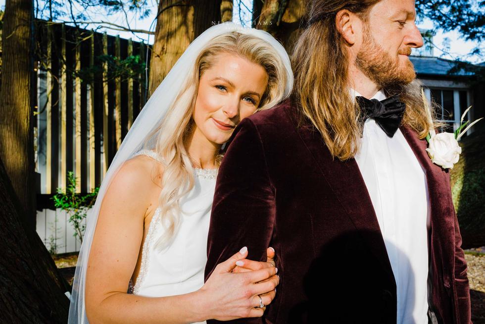 Fairyhill Wedding Photographer