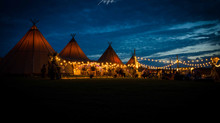 A Summer Tipi Wedding | Carmarthenshire Wedding Photography