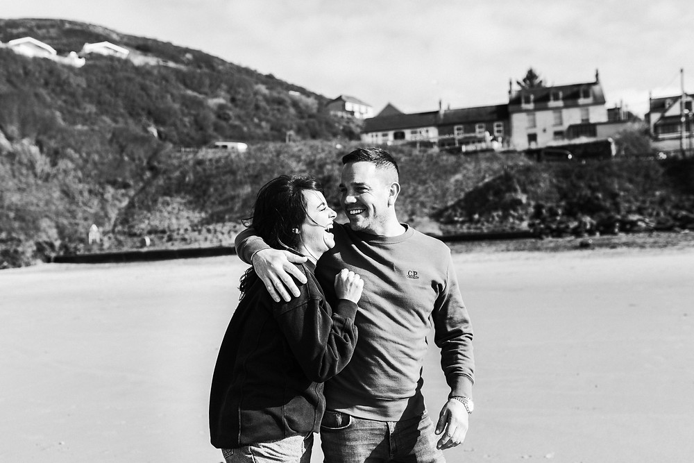 engagement, photoshoot, pre-wedding, shoot, beach, engaged couples, waterfall, candid, natural photographer, wedding photographer uk, south wales wedding photographer, welsh wedding photographer, bristol photographer, cotswolds photographer, gower photographer, neil williams photography, pembrokeshire wedding photographer,