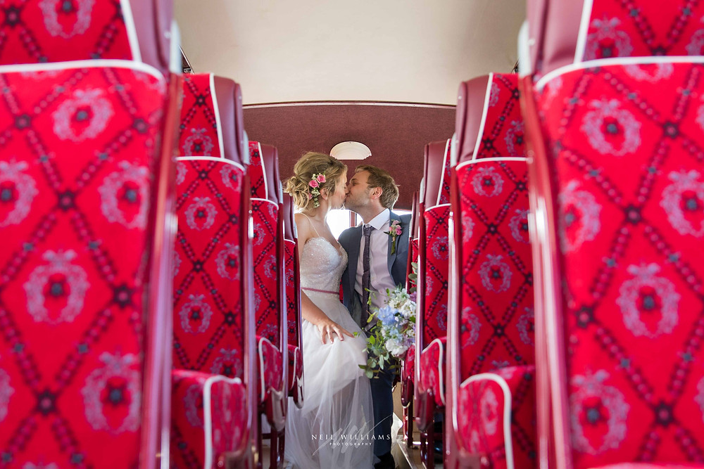 pembrokeshire, wedding, photography, neil, williams, south wales photographer, cardiff, swansea, carmarthen, bristol, cotswolds, llys meddyg, rustic, alternative, boho, vintage bus, wedding transport, richards bros, van kampers, couple protrait