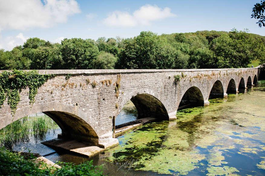 8 Arch Bridge